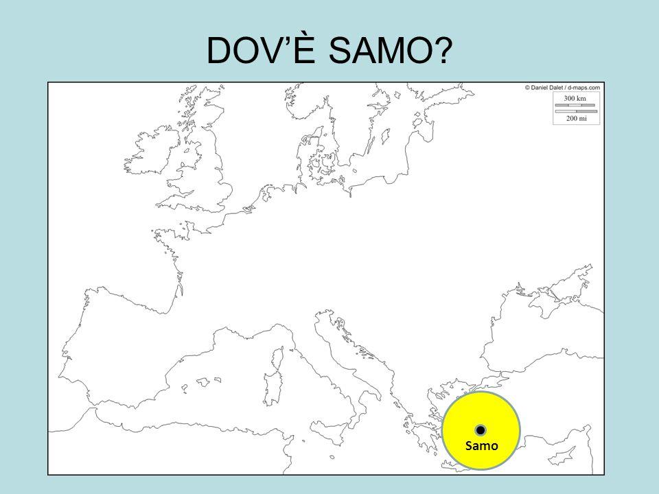 DOV'È SAMO Samo