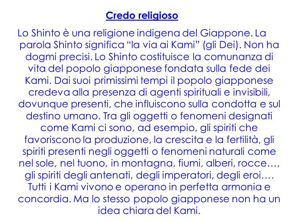 Credo religioso
