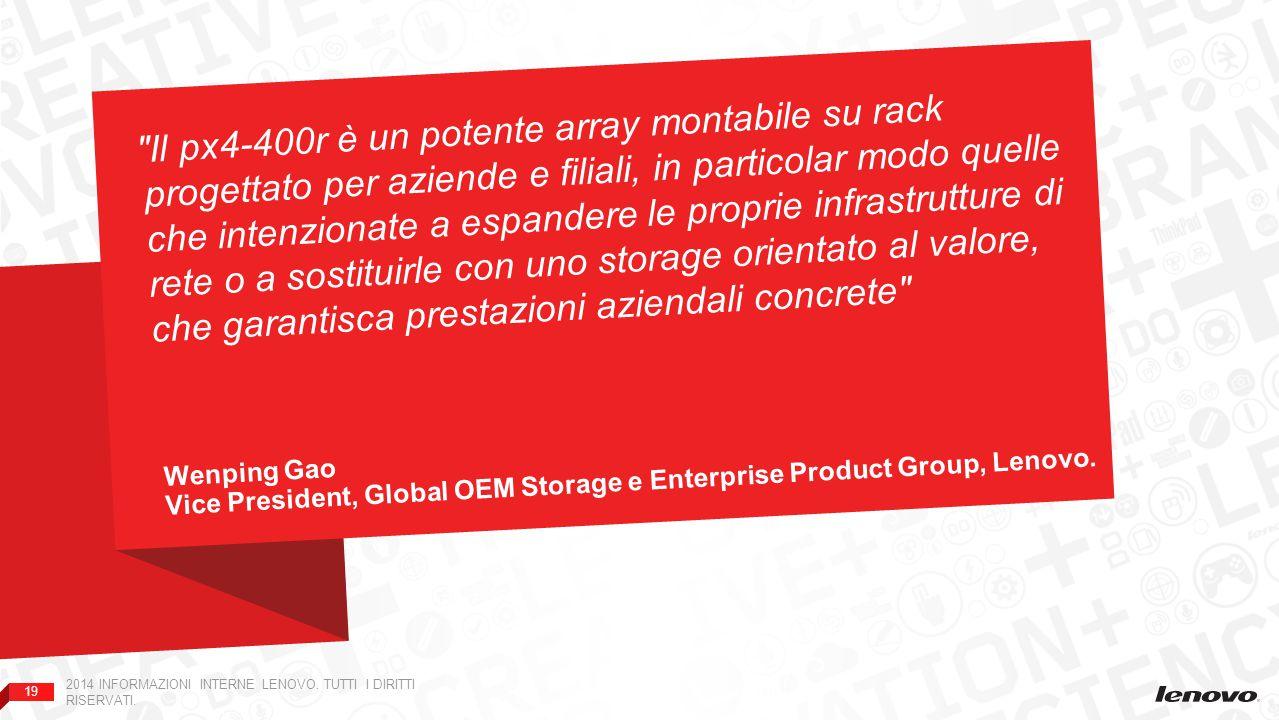 Il px4-400r è un potente array montabile su rack progettato per aziende e filiali, in particolar modo quelle che intenzionate a espandere le proprie infrastrutture di rete o a sostituirle con uno storage orientato al valore, che garantisca prestazioni aziendali concrete