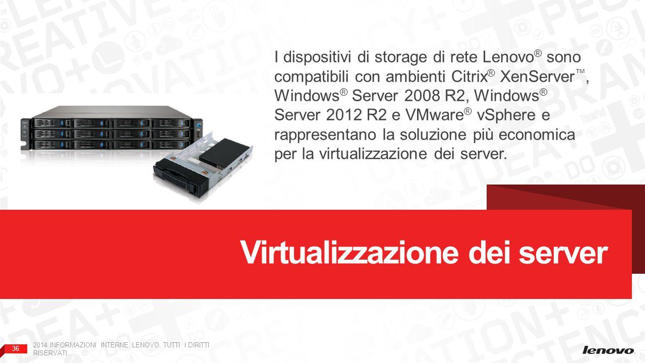 Virtualizzazione dei server