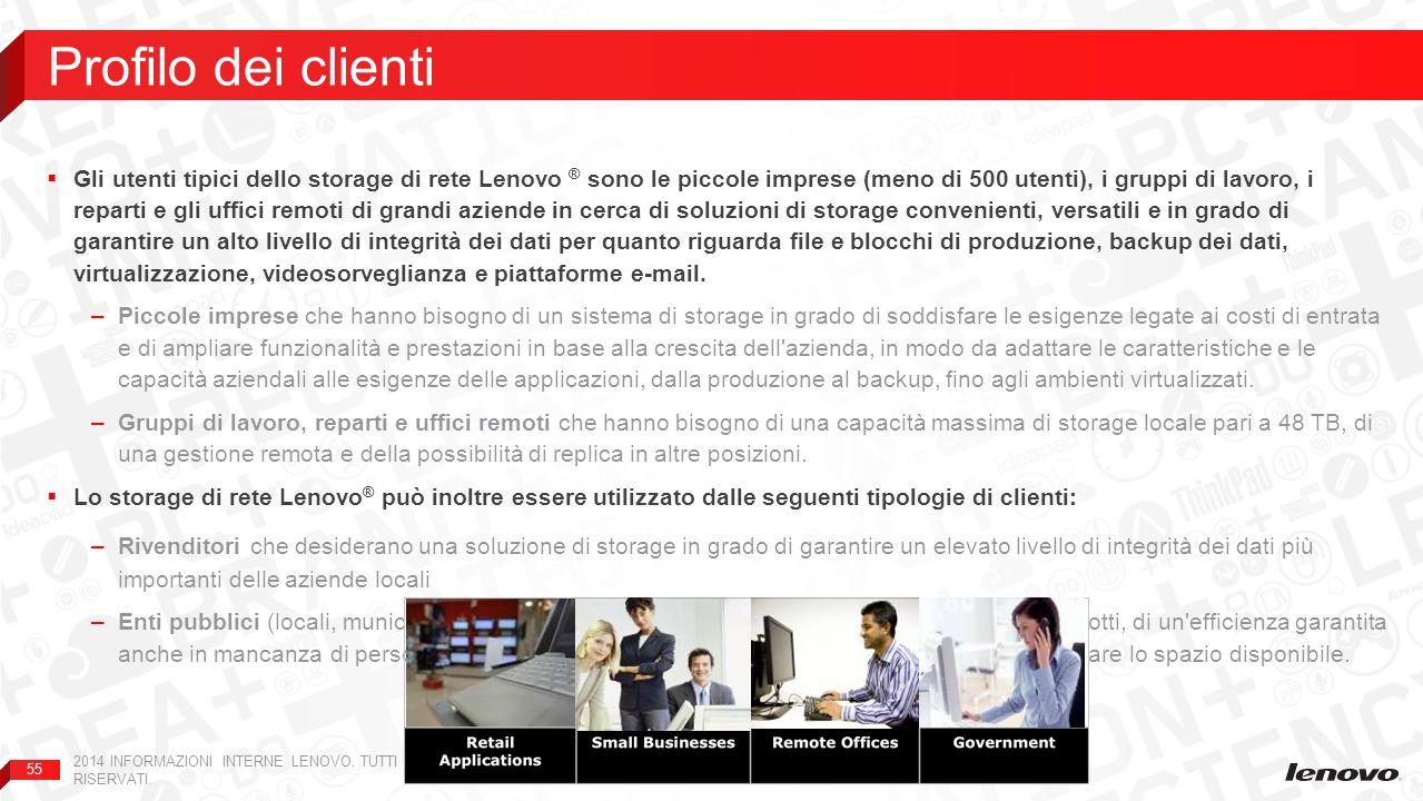 Profilo dei clienti