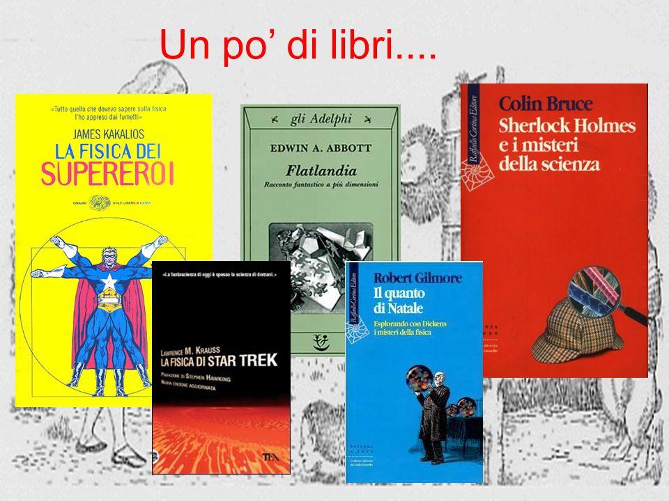 Un po' di libri....