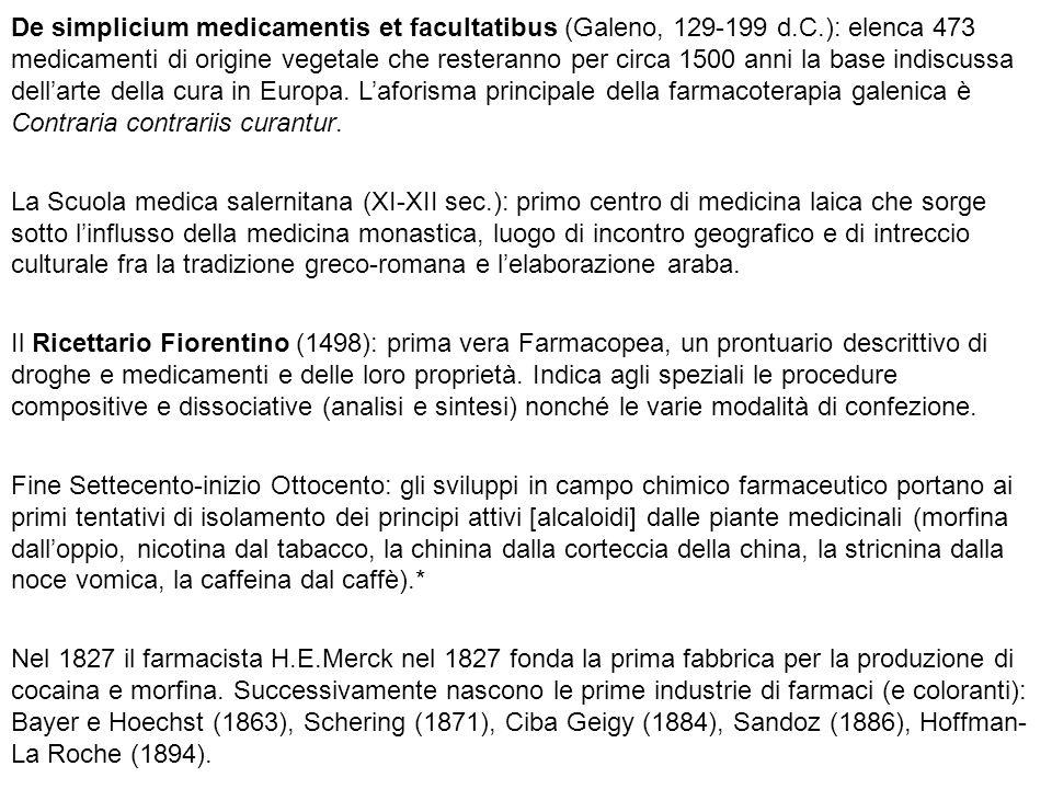 De simplicium medicamentis et facultatibus (Galeno, 129-199 d. C