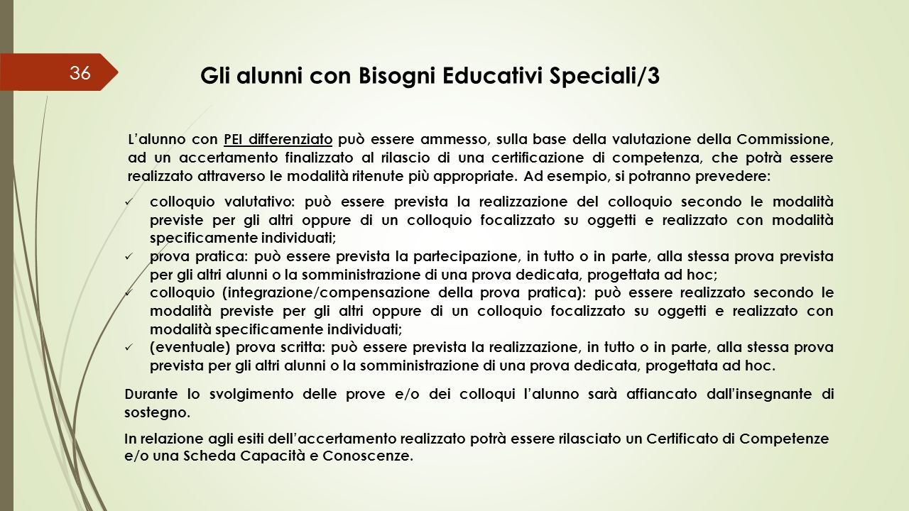 Gli alunni con Bisogni Educativi Speciali/3