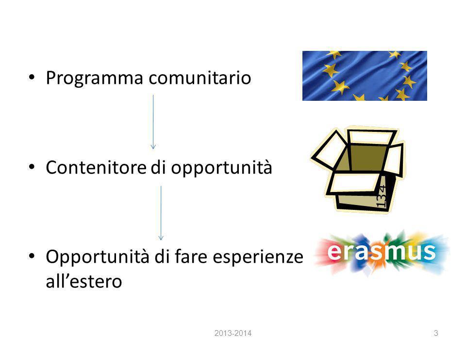 Programma comunitario