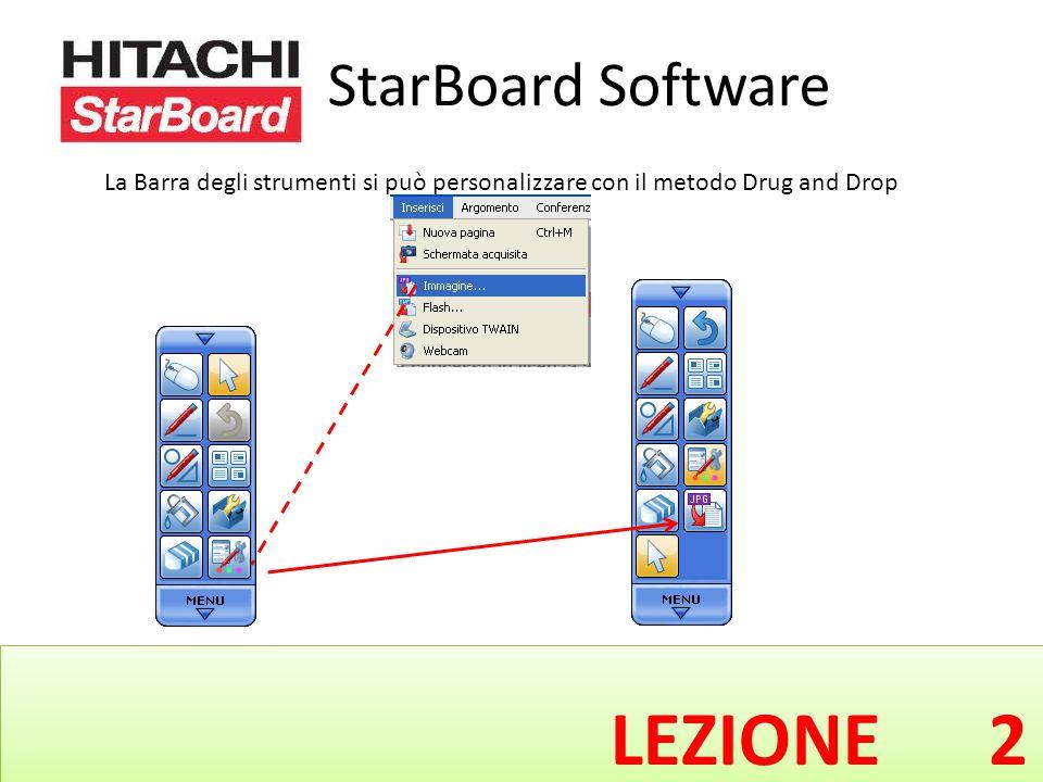 LEZIONE 2 StarBoard Software