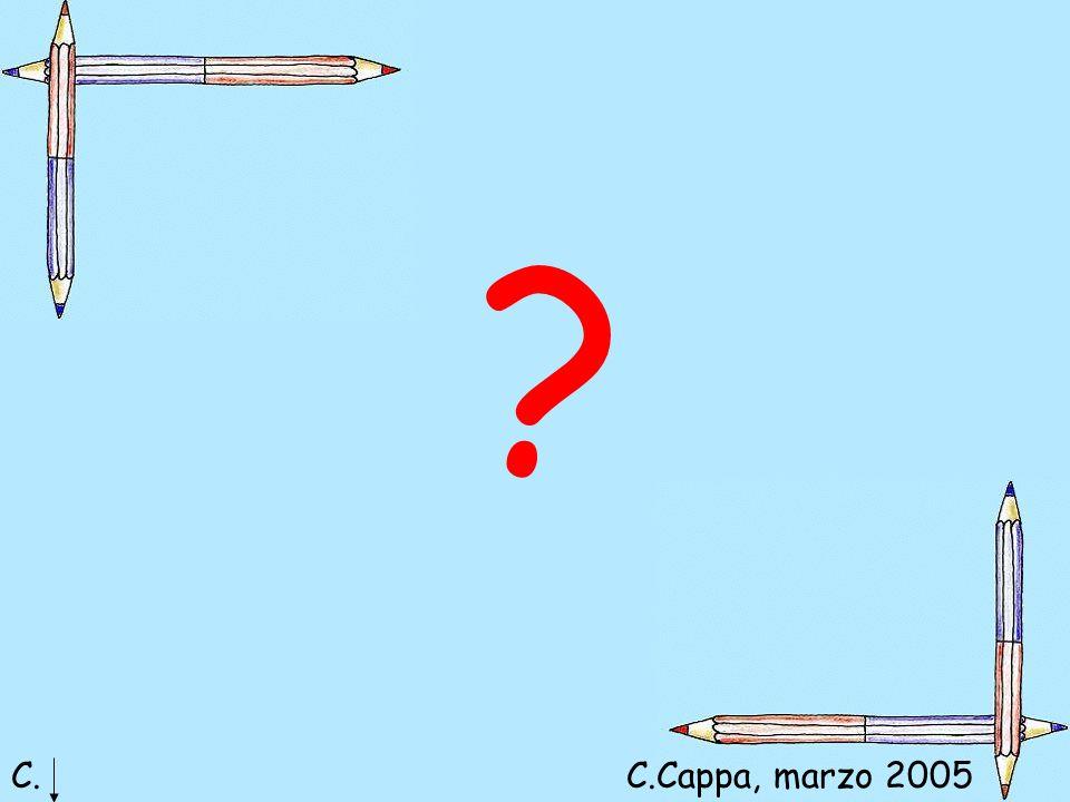 C. C.Cappa, marzo 2005 M. Cristina
