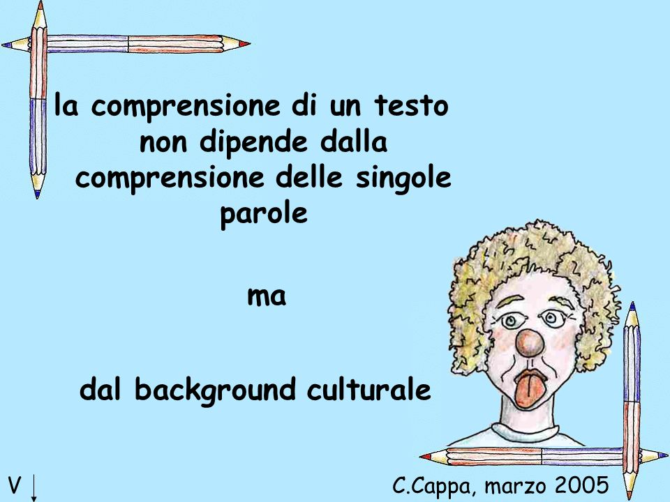dal background culturale