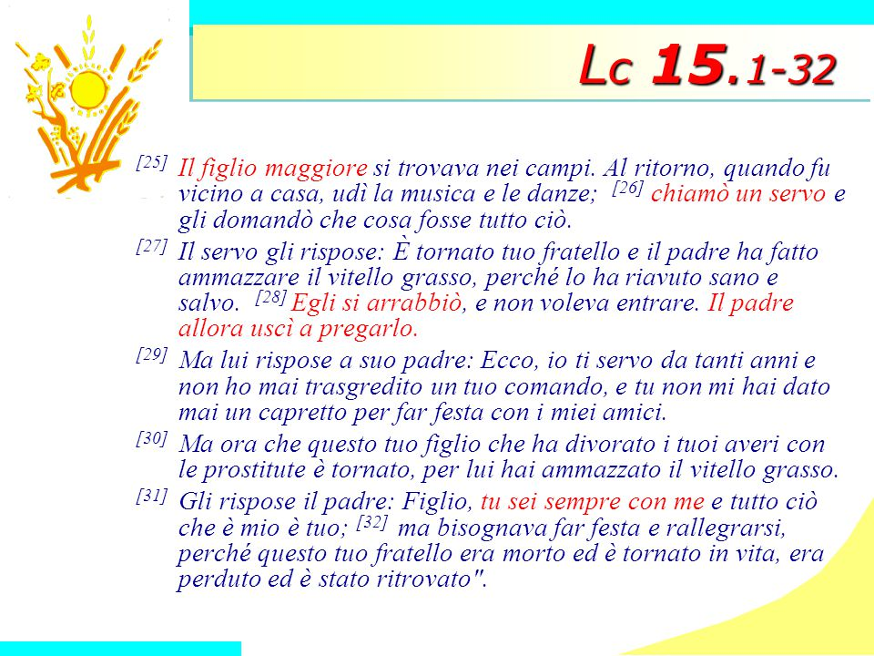 Lc 15.1-32