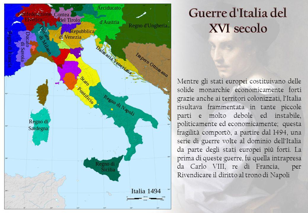 Guerre d Italia del XVI secolo