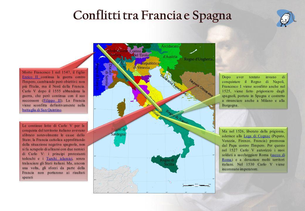 Conflitti tra Francia e Spagna