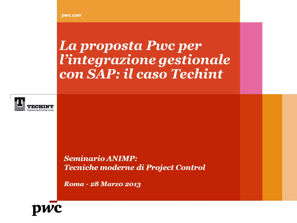 2 – Le nuove sfide dell' Engineering & Construction