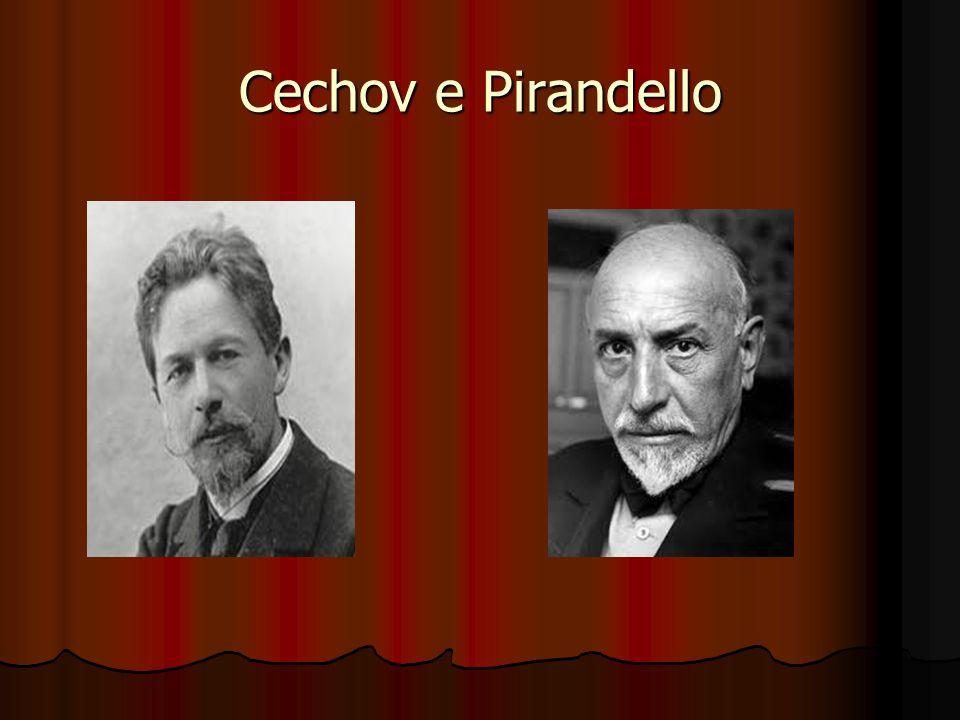Cechov e Pirandello