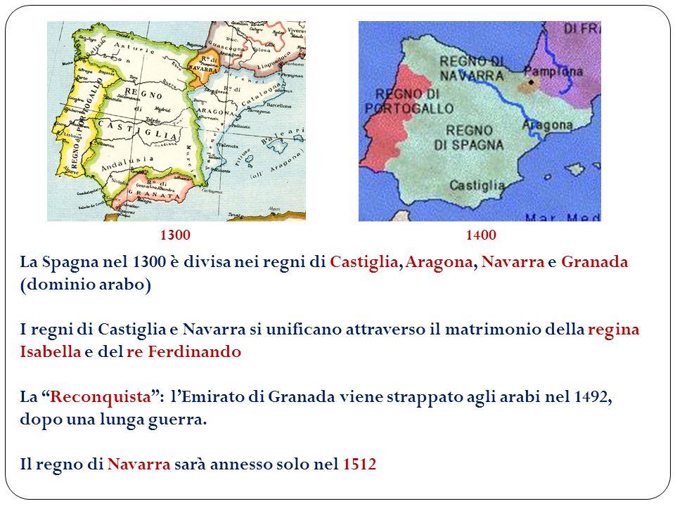 Il regno di Navarra sarà annesso solo nel 1512
