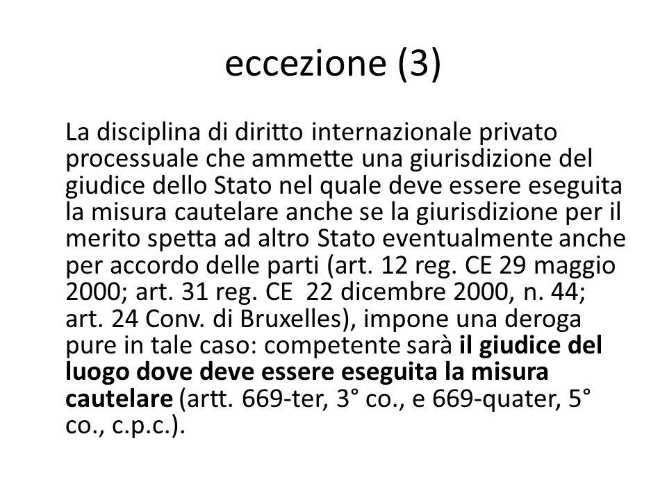 eccezione (3)