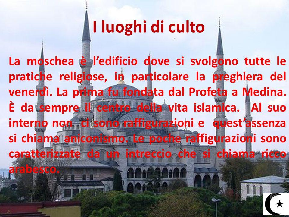 I luoghi di culto