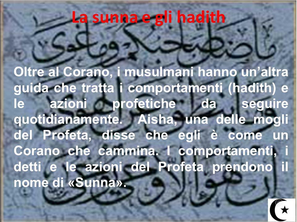 La sunna e gli hadith