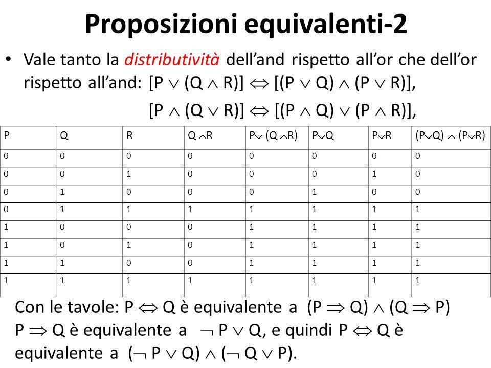 Proposizioni equivalenti-2