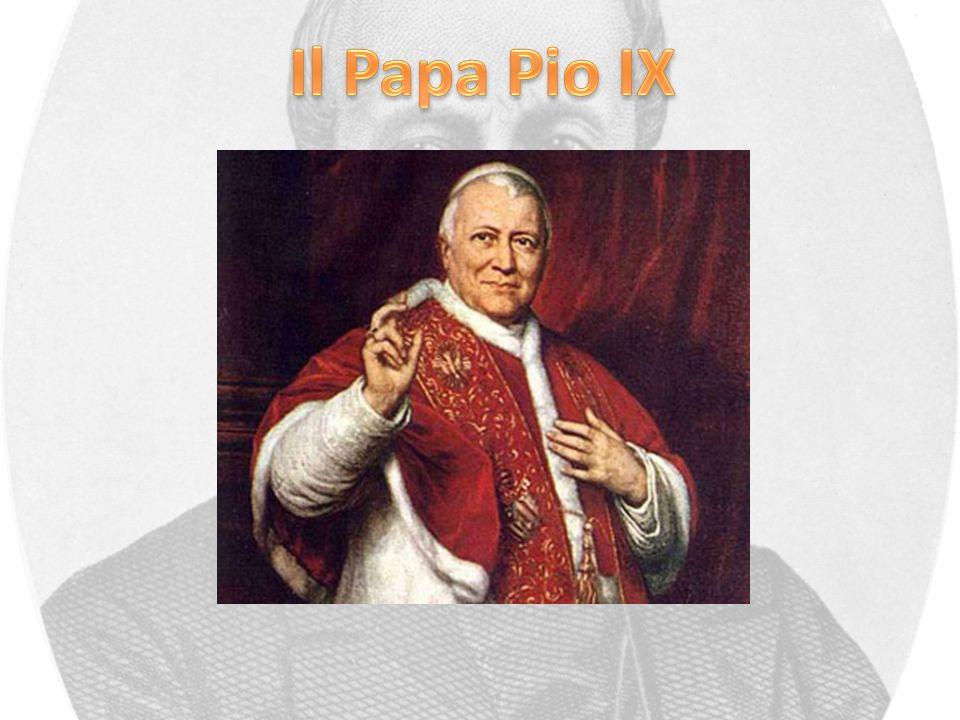Il Papa Pio IX