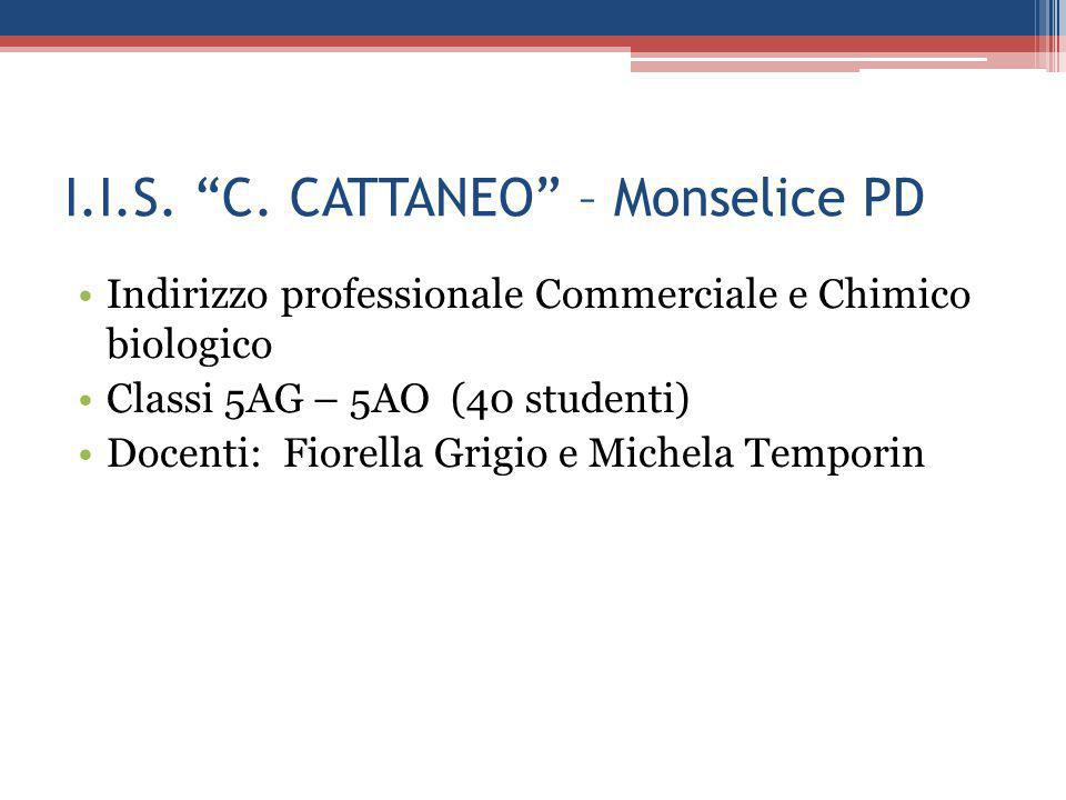 I.I.S. C. CATTANEO – Monselice PD