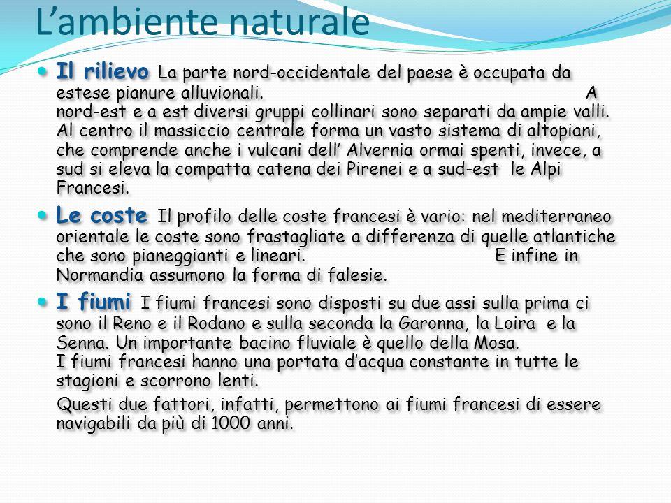 L'ambiente naturale