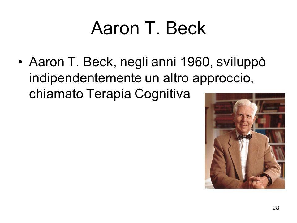 Aaron T. Beck Aaron T.