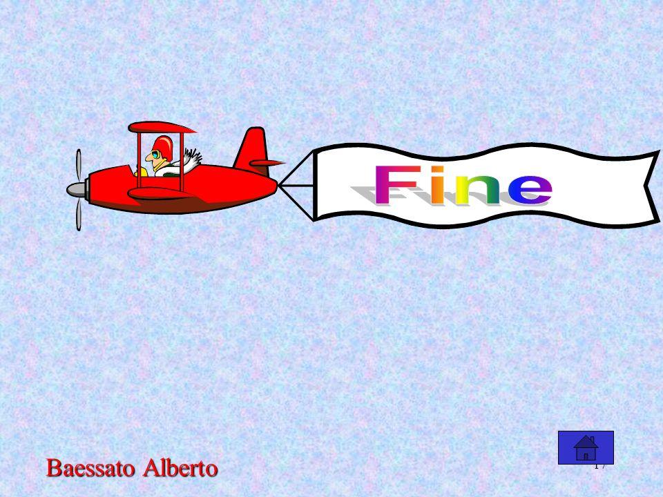 Fine Baessato Alberto