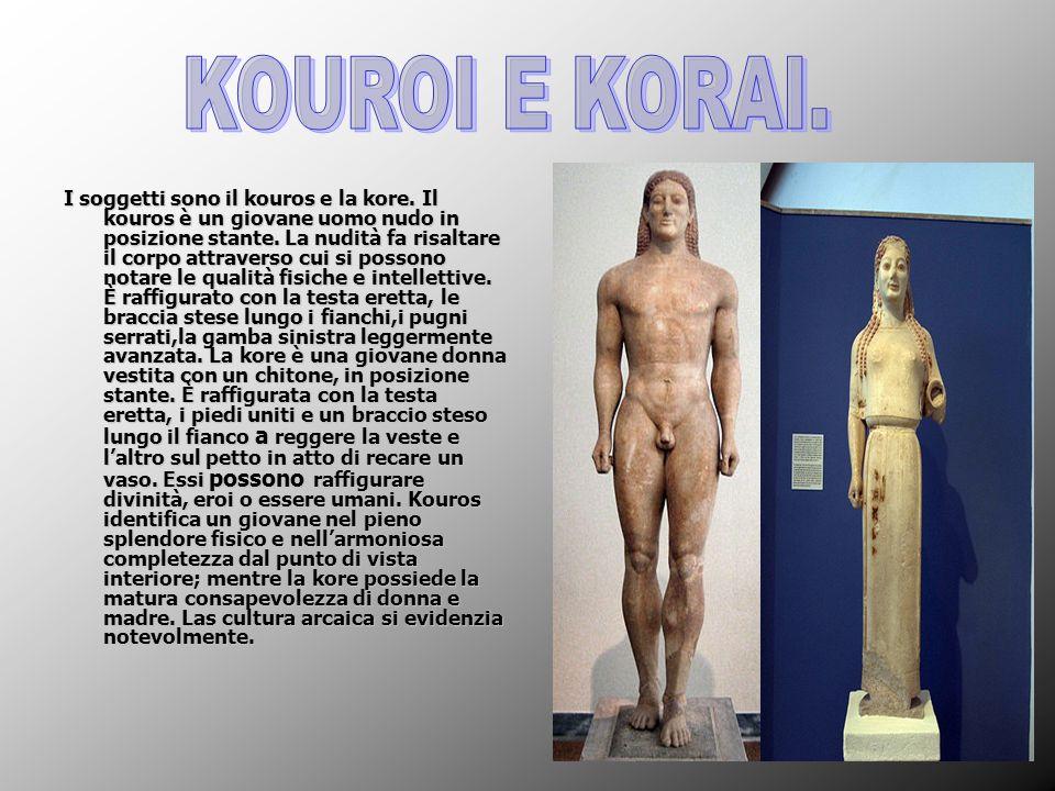 KOUROI E KORAI.