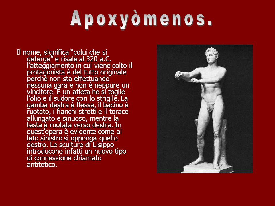 Apoxyòmenos.