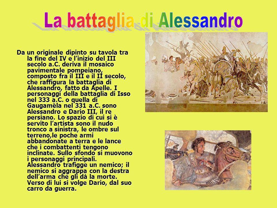 La battaglia di Alessandro