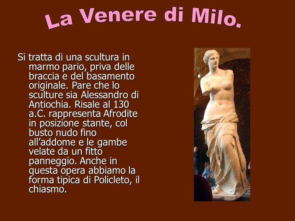 La Venere di Milo.