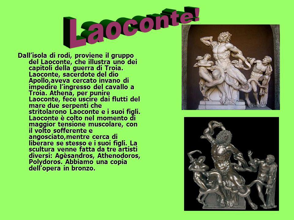 Laoconte!