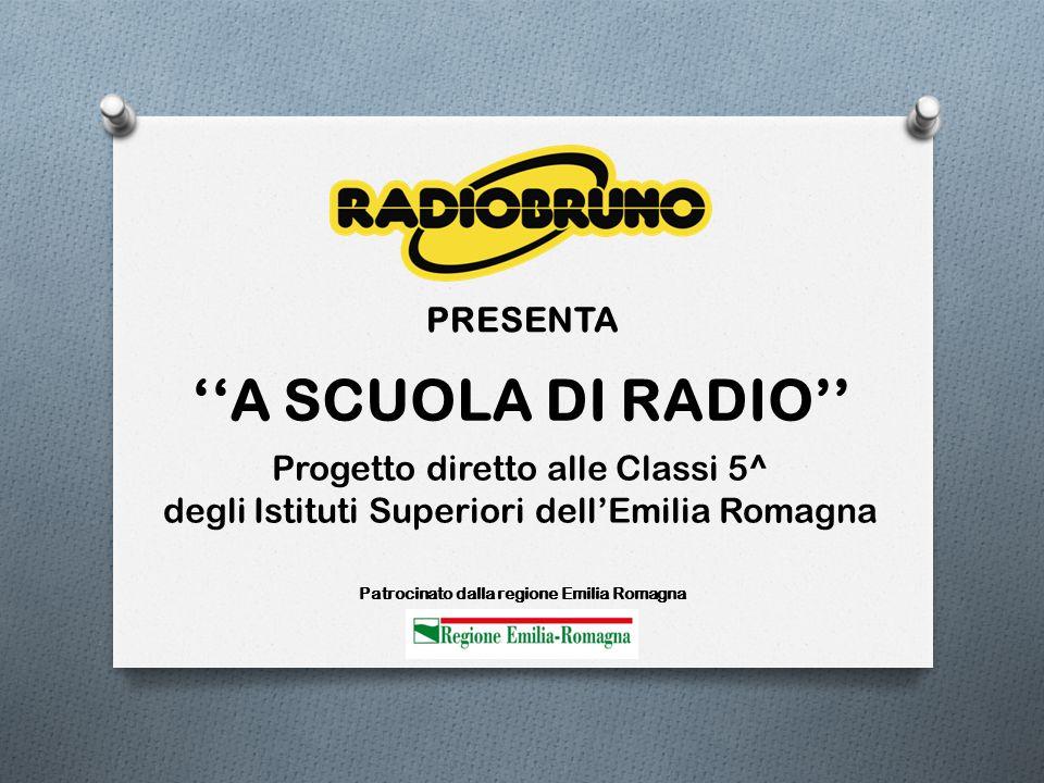Patrocinato dalla regione Emilia Romagna