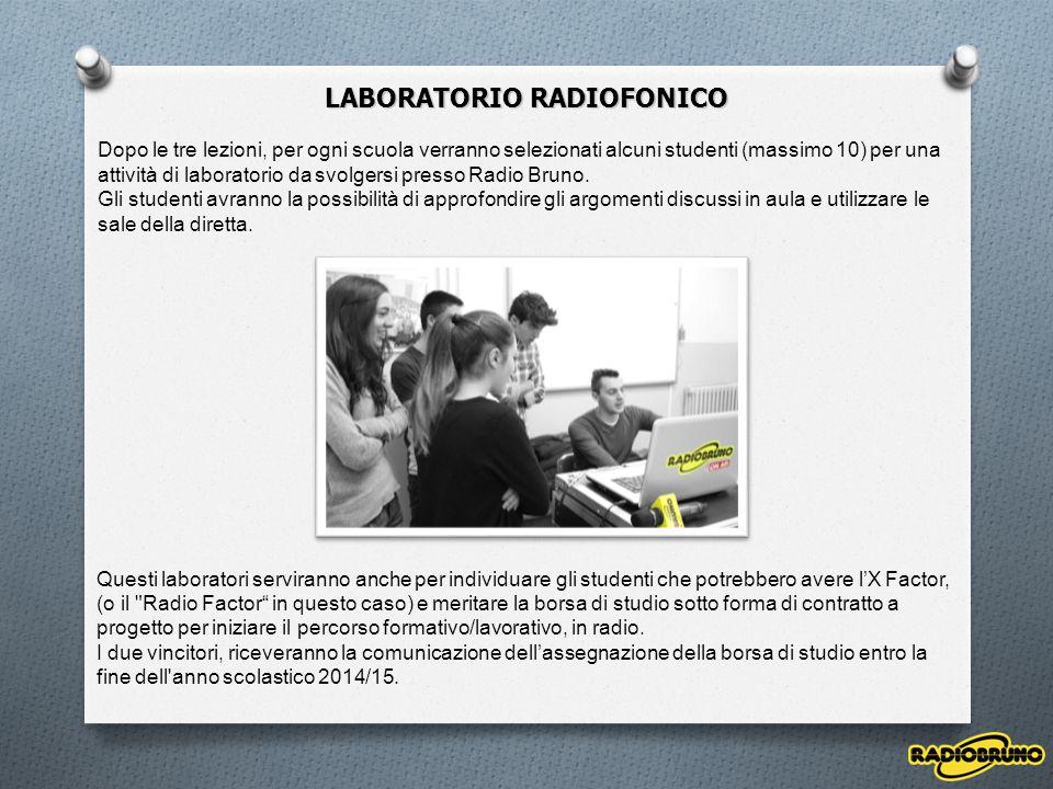 LABORATORIO RADIOFONICO