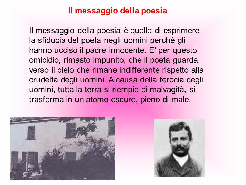 Il messaggio della poesia