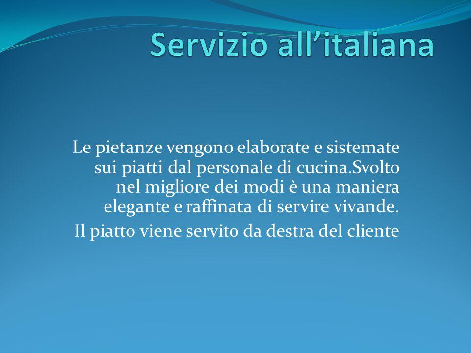 Servizio all'italiana