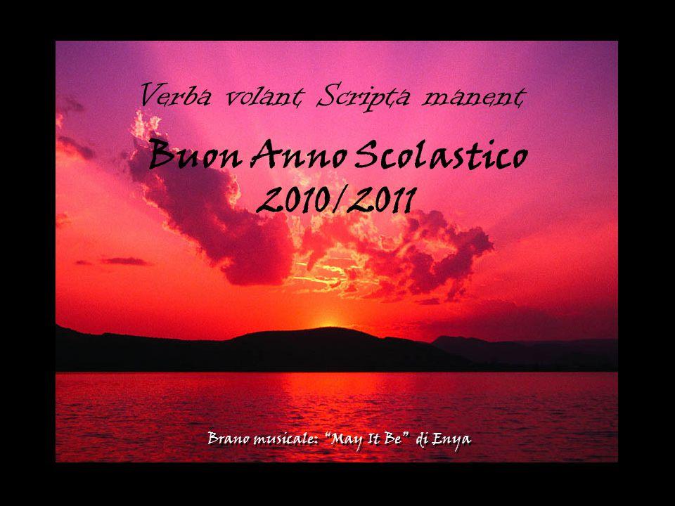 Verba volant Scripta manent