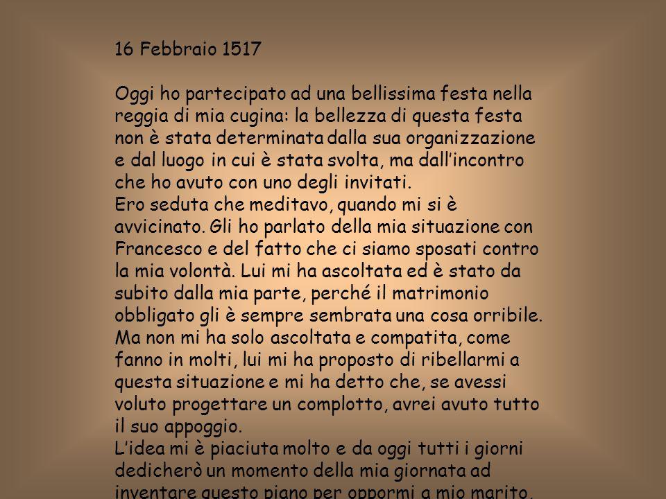 16 Febbraio 1517