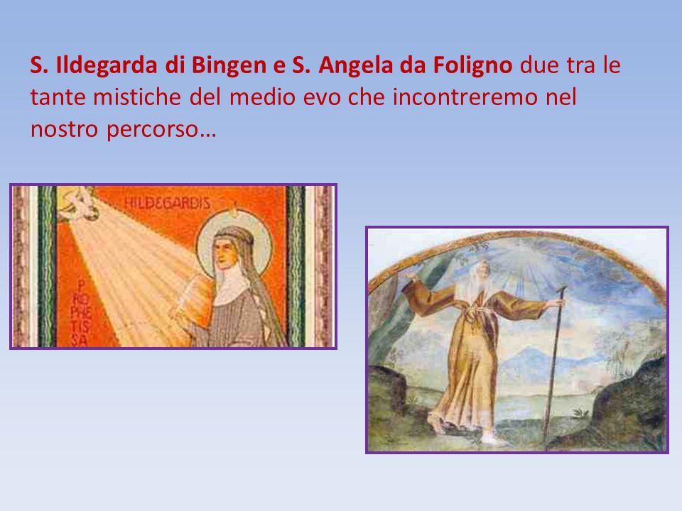 S. Ildegarda di Bingen e S