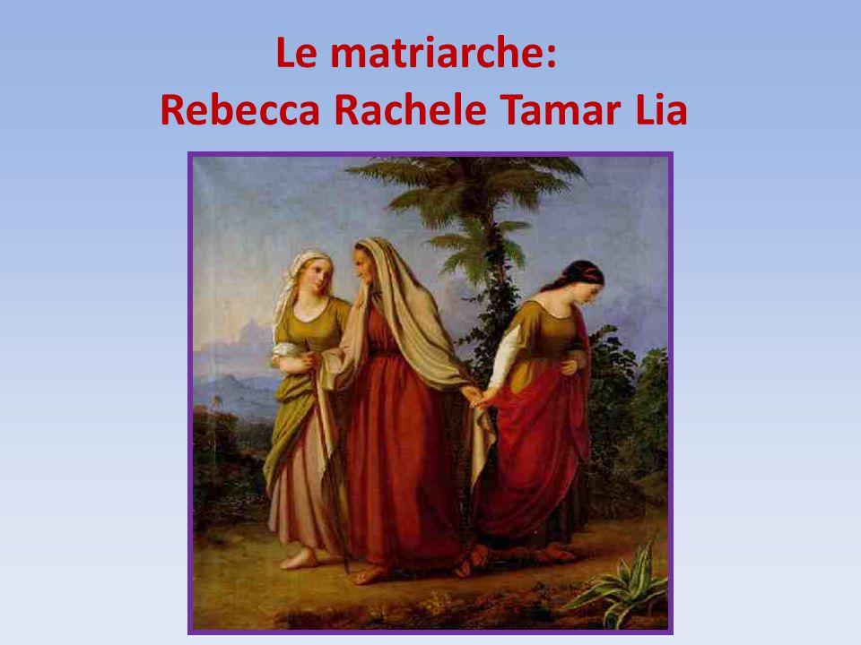 Rebecca Rachele Tamar Lia