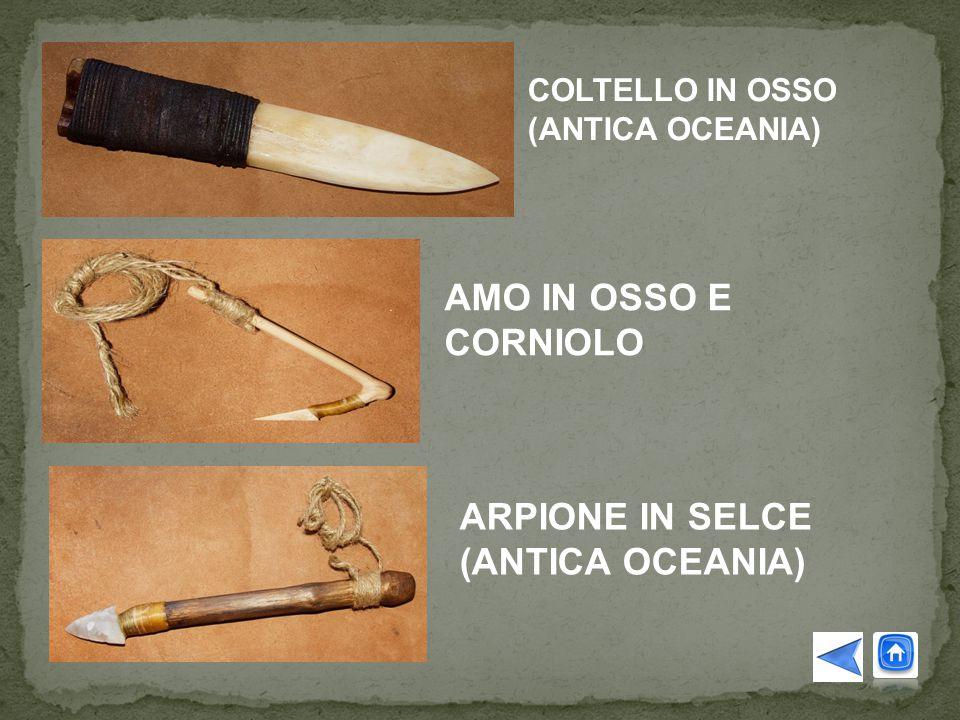 ARPIONE IN SELCE (ANTICA OCEANIA)