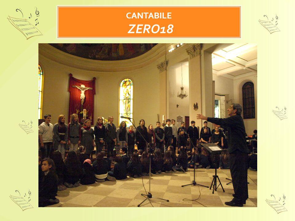 CANTABILE ZERO18