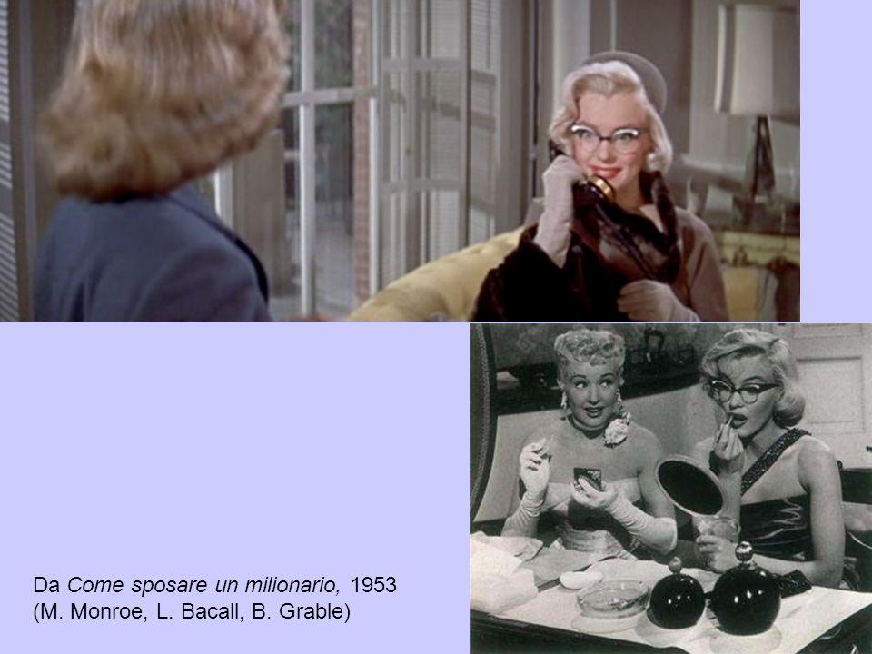 Da Come sposare un milionario, 1953