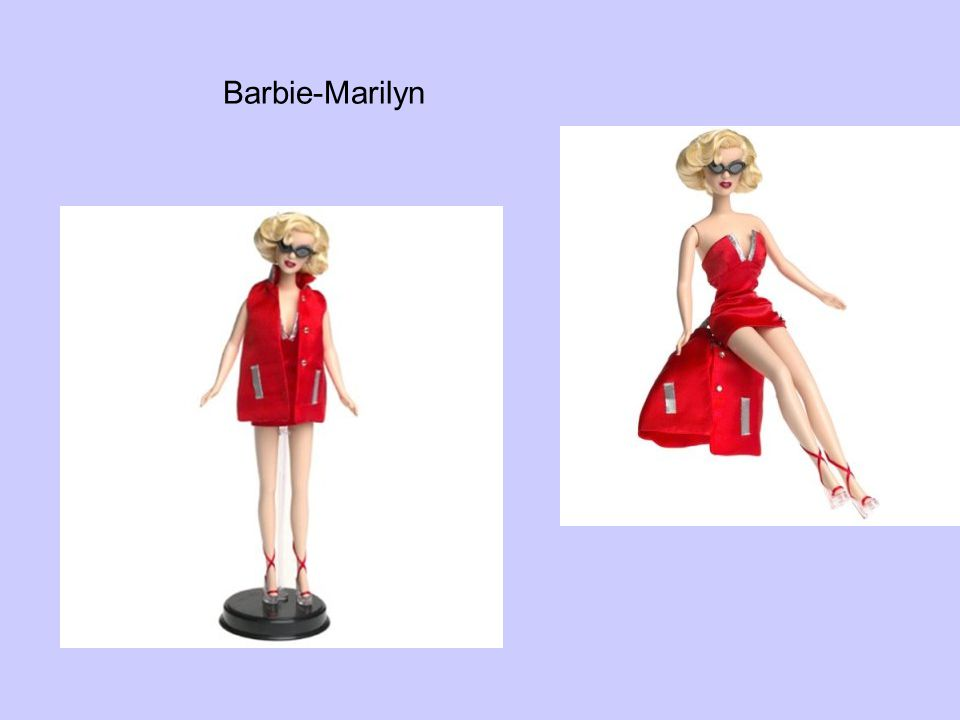 Barbie-Marilyn