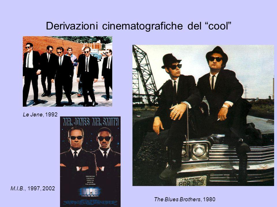 Derivazioni cinematografiche del cool