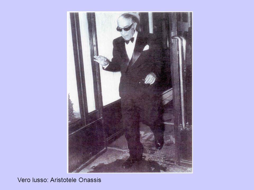 Vero lusso: Aristotele Onassis