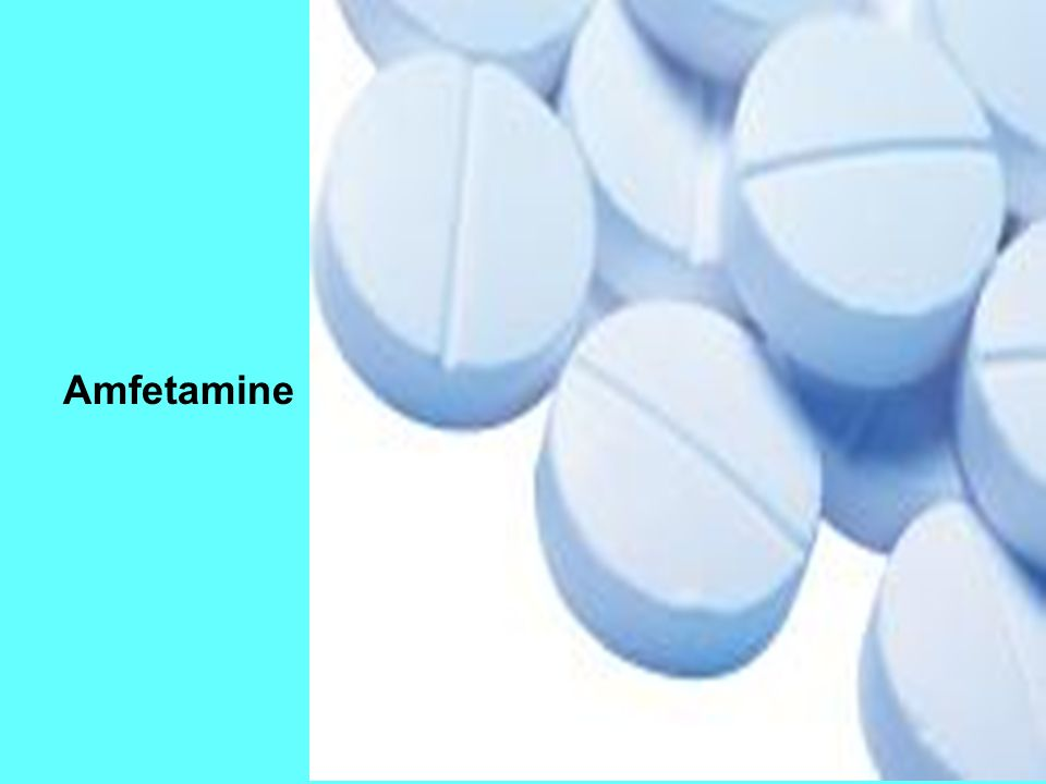 Amfetamine
