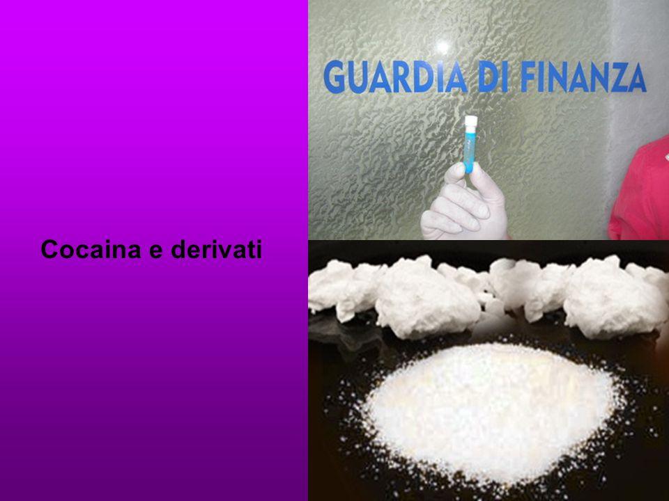 Cocaina e derivati