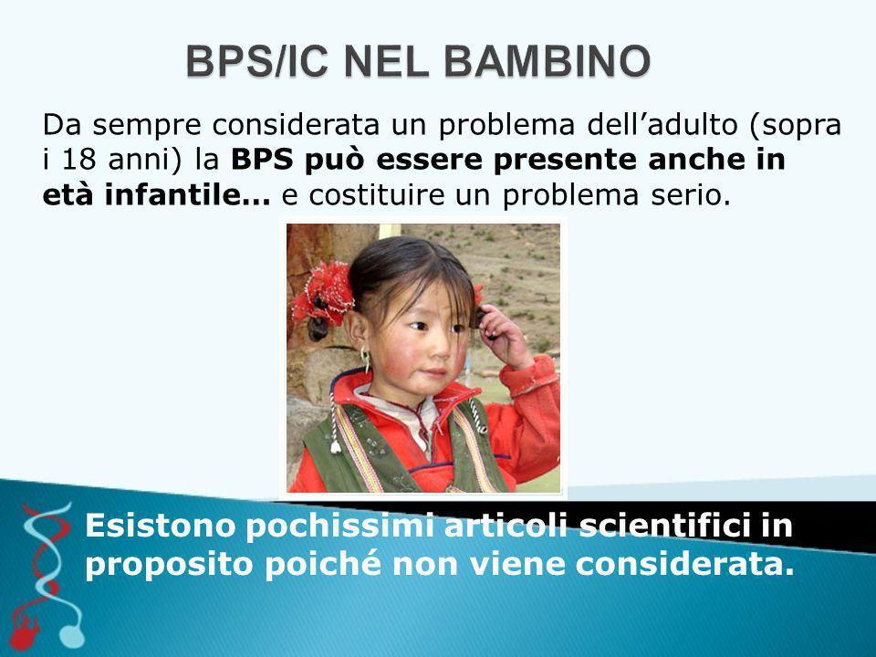 BPS/IC NEL BAMBINO