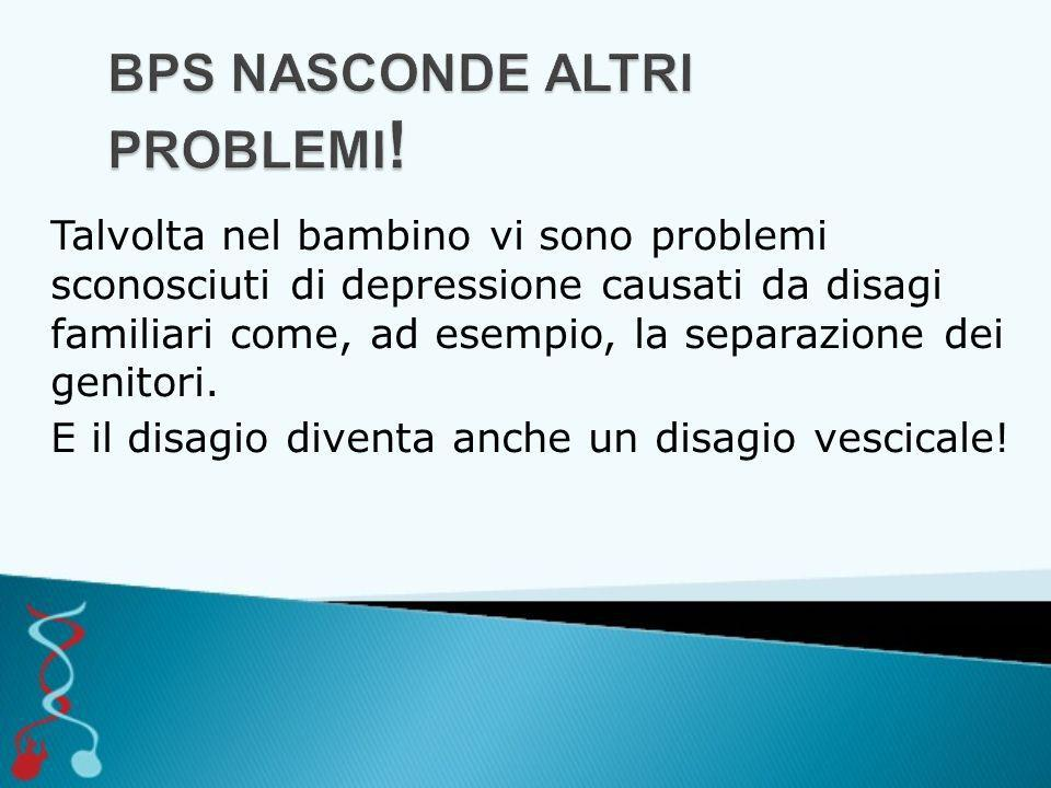 BPS NASCONDE ALTRI PROBLEMI!